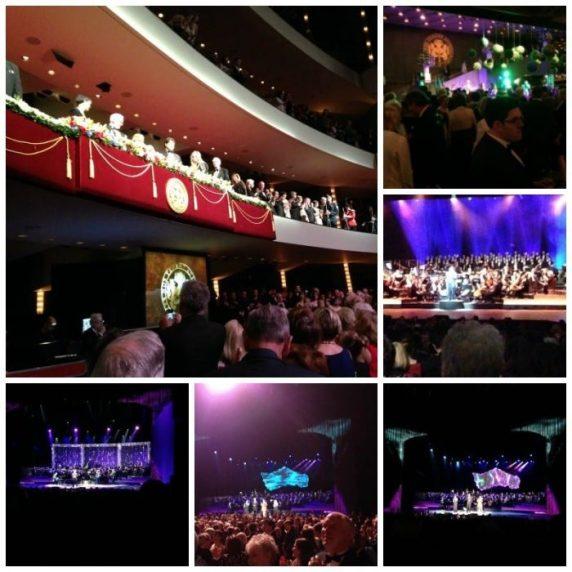 Governor General's Performing Arts Awards Gala peformances