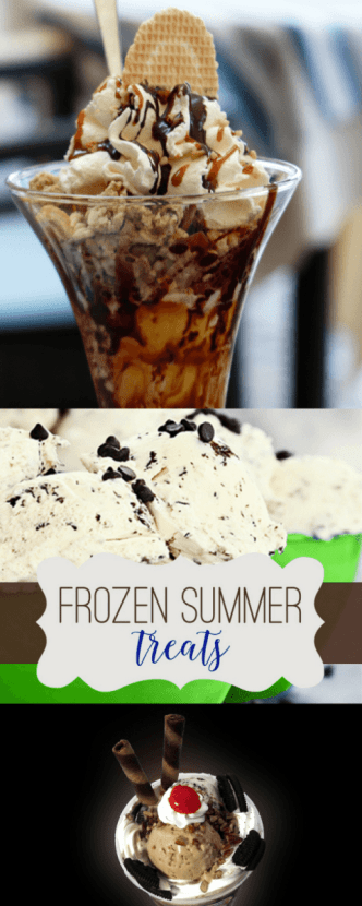 15 Frozen Summer Treats