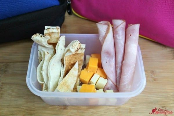 Ottawa Mommy Club Motts Fruitsations Deconstructed Sandwich Photo