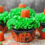 Pumpkin Patch Cupcake Recipe