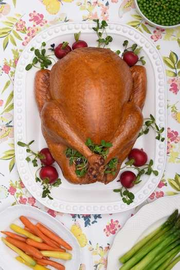 Lighten your Spring Meals with Canadian Turkey