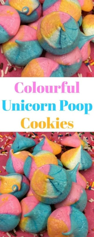 Unicorn Poop Cookies Recipe