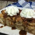 Bacon Maple Bread Pudding Recipe