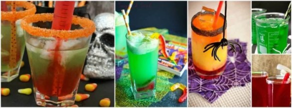 15 Kid Friendly Halloween Drinks