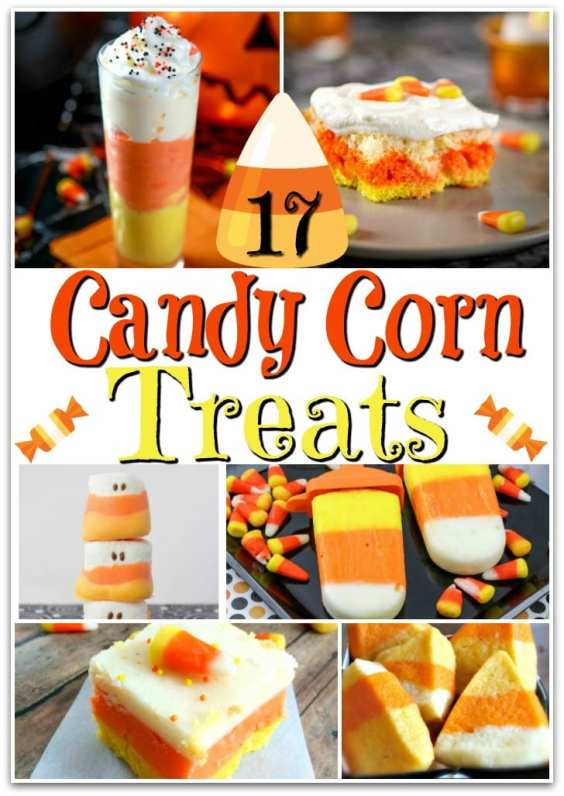 17 Candy Corn Treats