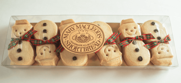 Mary MacLeod's Shortbread: A Heart-Warming Treat