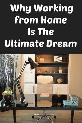 Why Working from Home is The Ultimate Dream