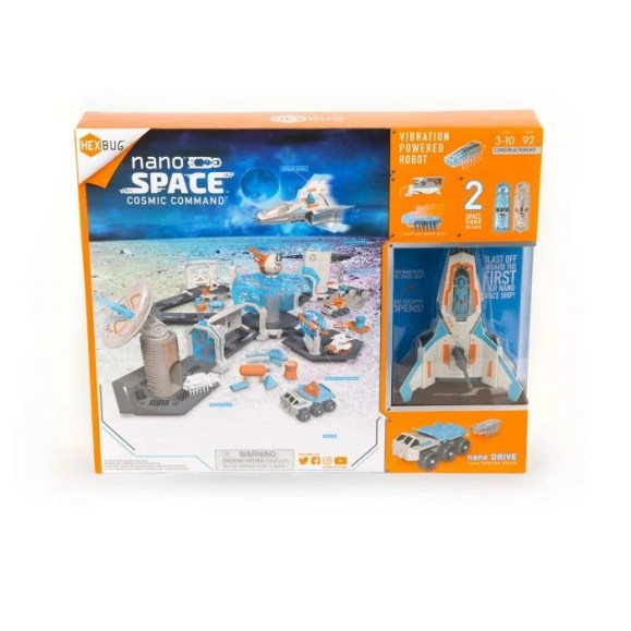 Explore the Universe with HEXBUG nano