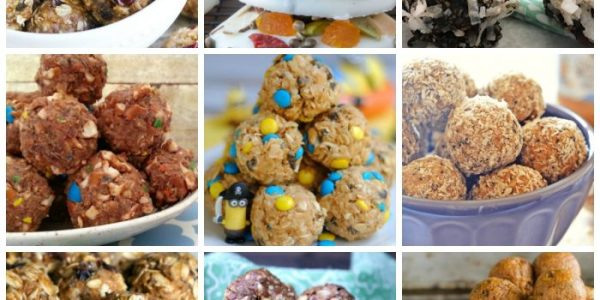 13 Energy Bites Recipes