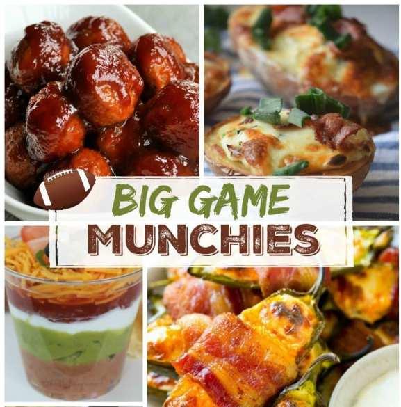 Big Game Day Munchies