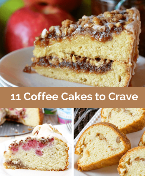 11 Coffee Cakes to Crave