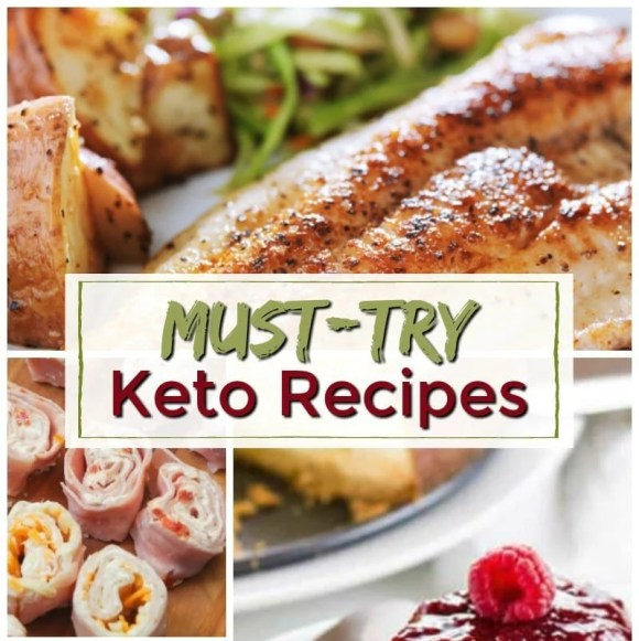 What is the Ketogenic Diet and Must Try Keto Recipes
