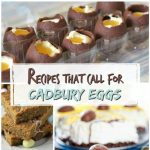 11 Recipes That Call for Cadbury Eggs
