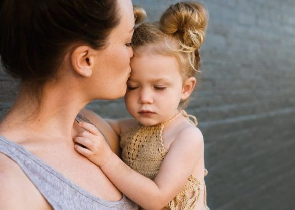 5 Ways to Deal with your Child's Tantrums