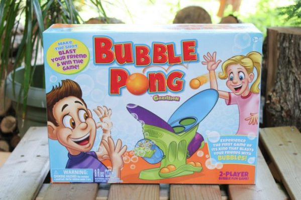 Float Away to Fun with Gazillion Bubbles