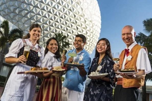 How You Can Make The Most Of the International Food and Wine Festival in Epcot