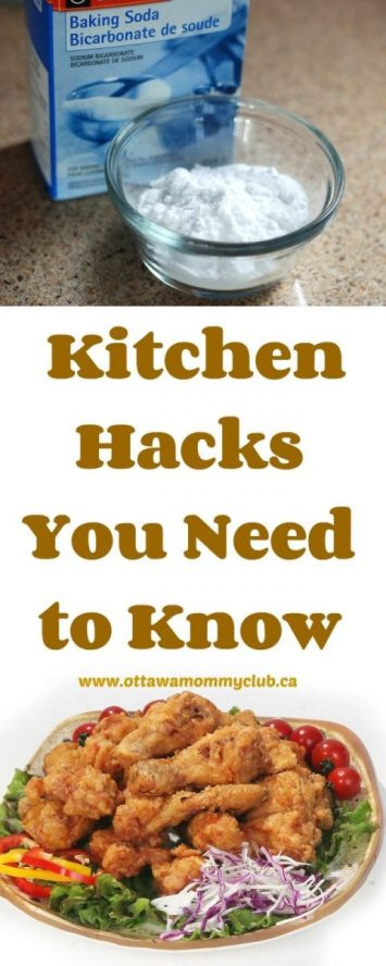 Kitchen Hacks You Need to Know