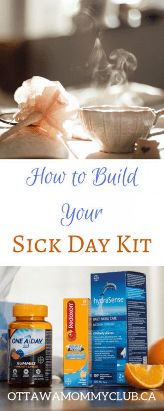How to Build Your Sick Day Kit