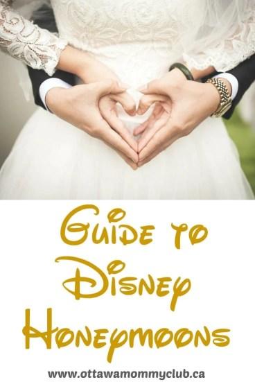 Guide to Disney Honeymoons