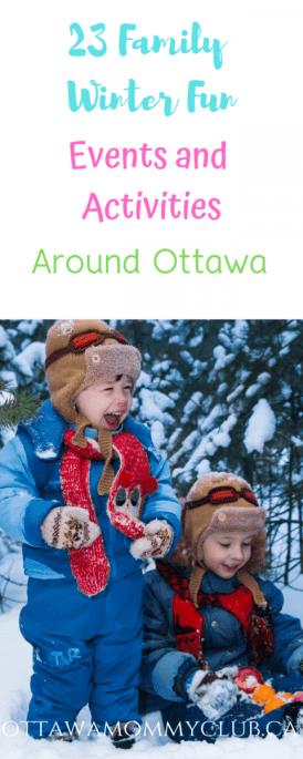 23 Winter Family Fun Events and Activities Around Ottawa
