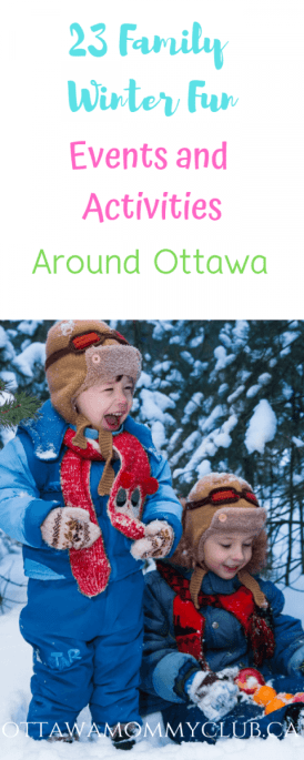 23 Winter Family Fun Events and Activities Around Ottawa