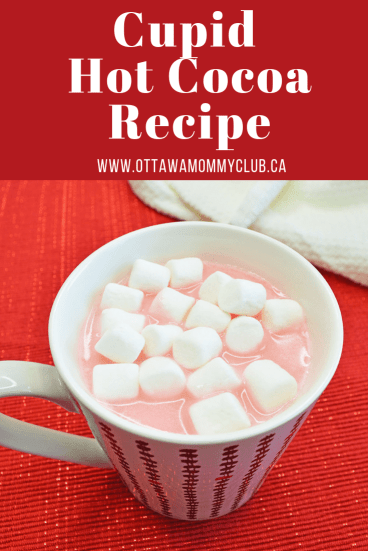 Cupid Hot Cocoa Recipe