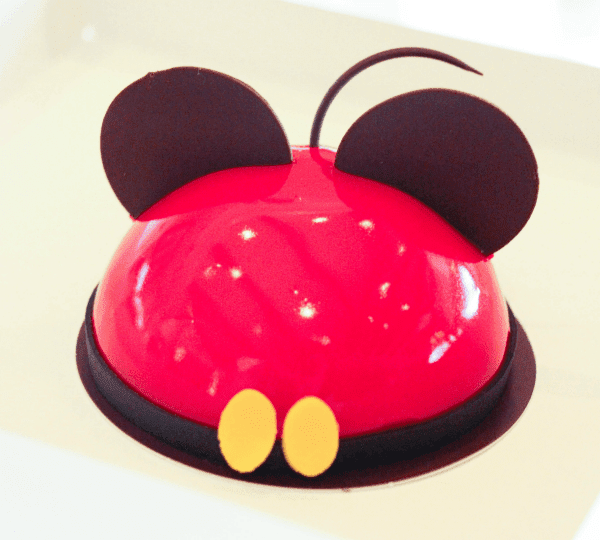 AMORETTE'S PATISSERIE - MICKEY MOUSSE