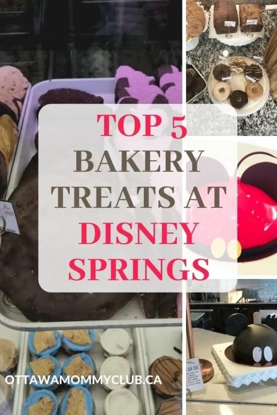 Bakery Treats at Disney Springs