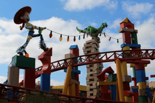 Most Popular Disney Rides