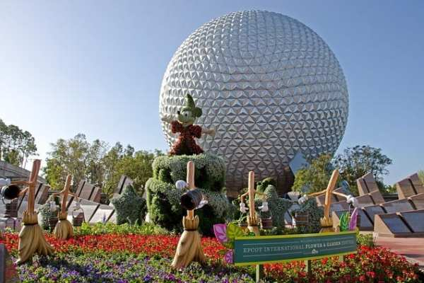 Flower and Garden Festival Experience in Disney World