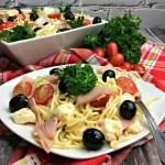 Savoury Italian Pasta Salad Recipe
