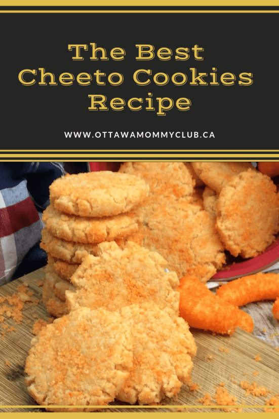 The Best Cheeto Cookies Recipe