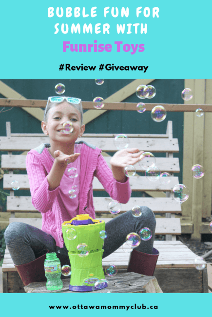 Bubble Fun for Summer with Funrise Toys