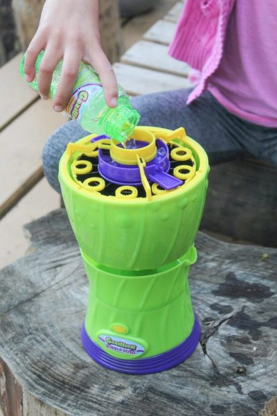 Bubble Fun for Summer with GAZILLION Bubbles