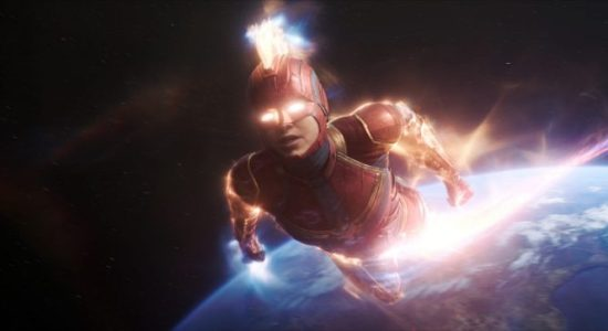 Marvel Studios' Marvellous Captain Marvel Review!