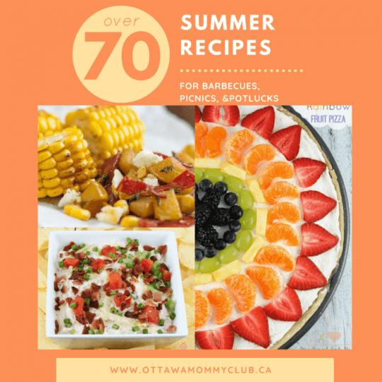 Over 70 Summer Recipes for BBQ, Picnics, and Potlucks