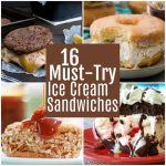 16 Must Try Ice Cream Sandwiches