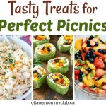 Tasty Treats For Perfect Picnics