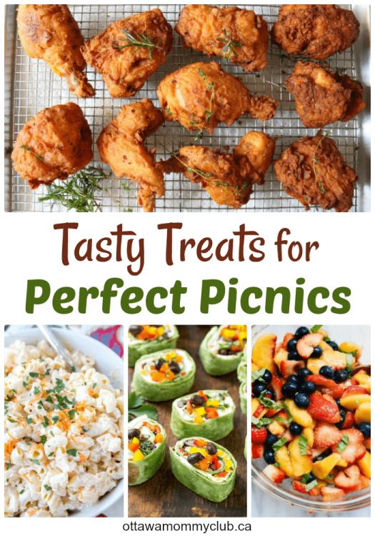 Tasty Treats For Perfect Picnics