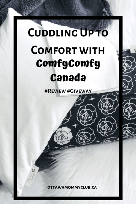 Cuddling Up to Comfort with ComfyComfy Canada