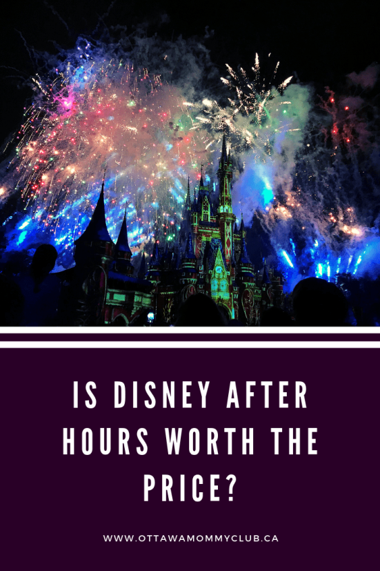 Is Disney After Hours Worth the Price?