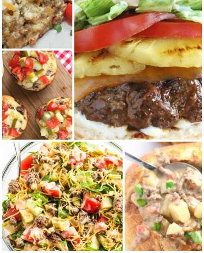 16 All Things Cheeseburger Recipes