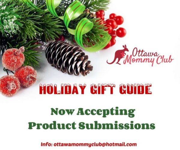 2019 Holiday Gift Guide ~ Now Accepting Product Submissions