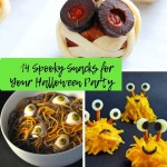 14 Spooky Snacks for Your Halloween Party