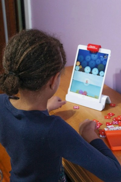 Hands-On Learning Fun with Osmo