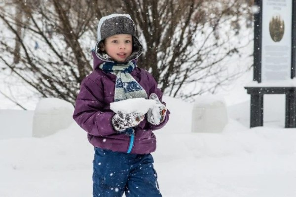 Winters Here: 5 Ways to Motivate Kids to Get Active