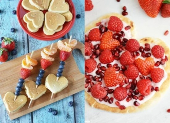 15 Sweet Breakfasts for Valentine's Day