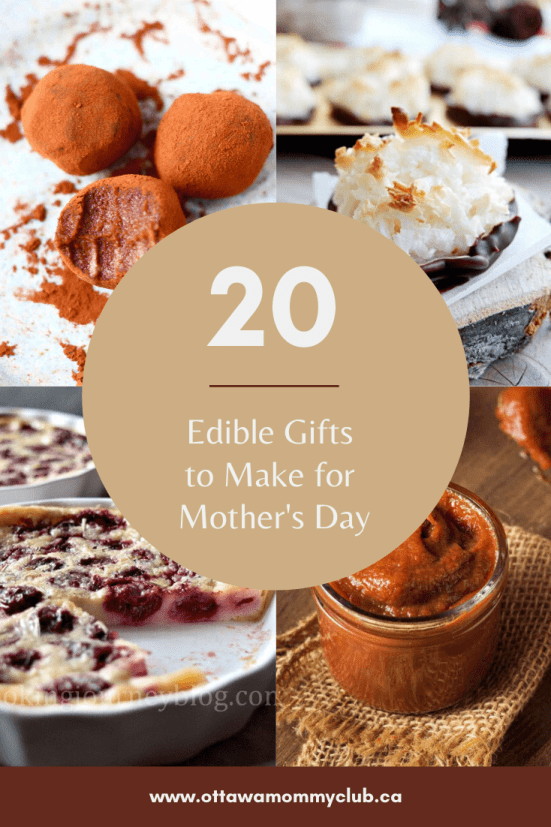 20 Edible Gifts to Make for Mother's Day