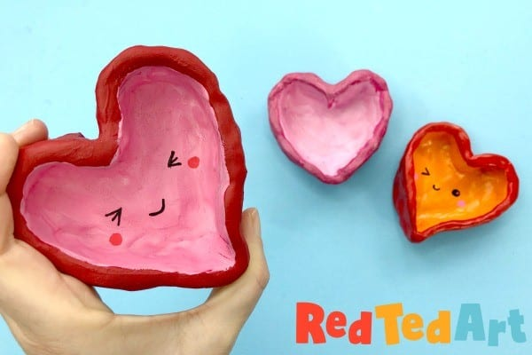 How to make a Pinch Pot Heart