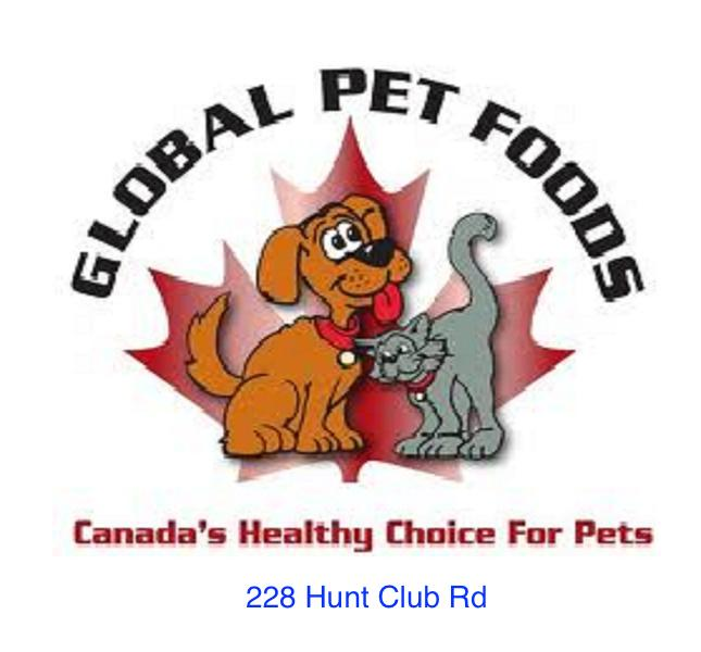 Global Pet Foods Hunt Club